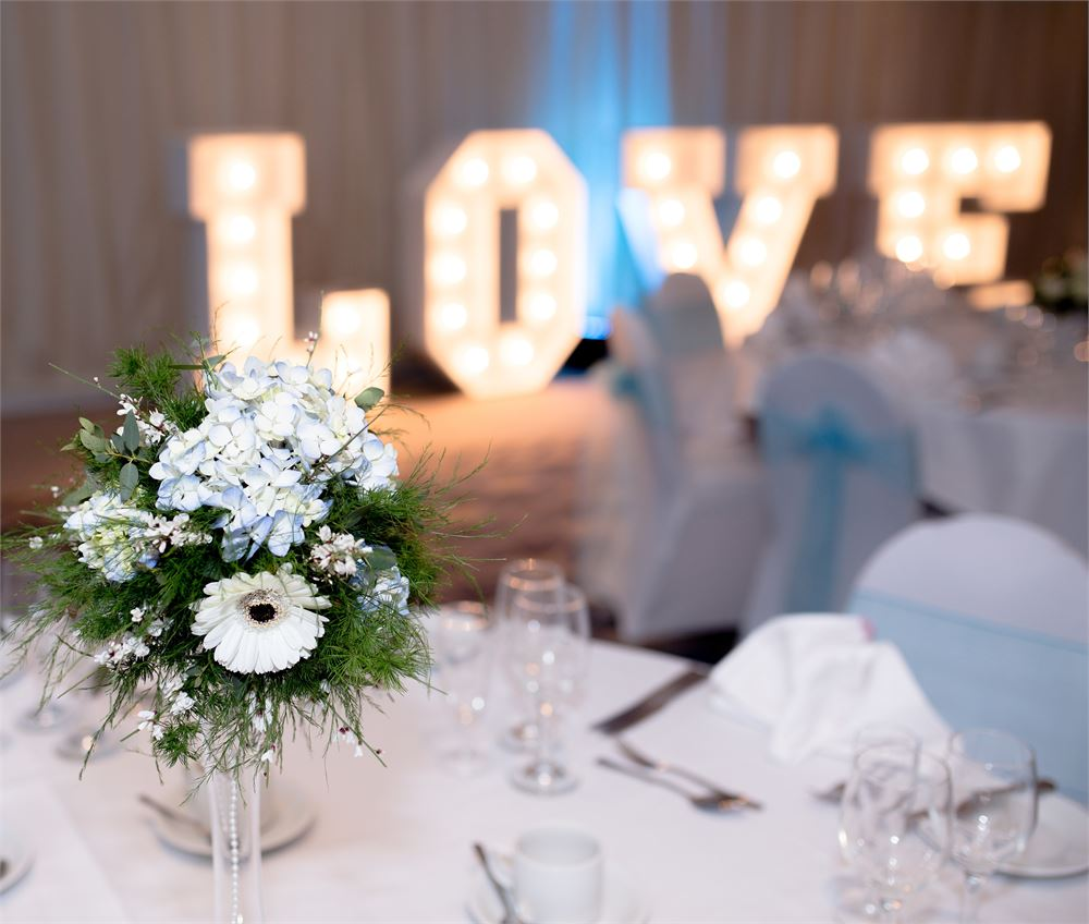 venue hire swindon flowers with love