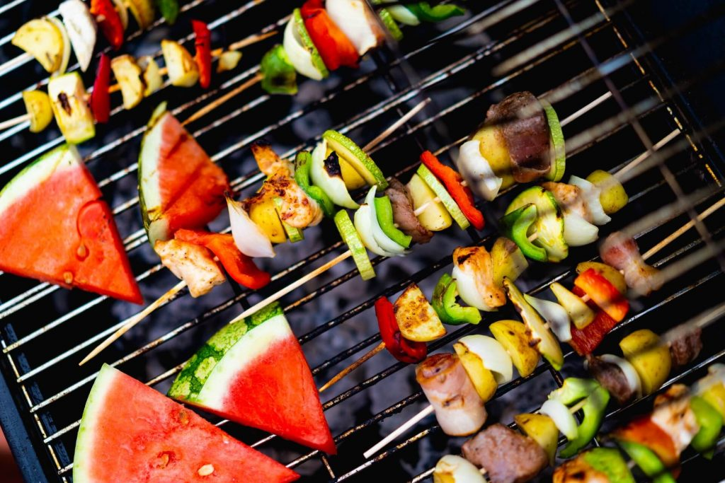 summer garden party food ideas