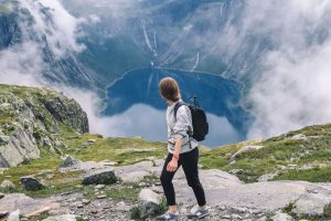 fun things to do outside go for a hike
