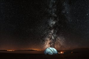 fun things to do outside camp under stars
